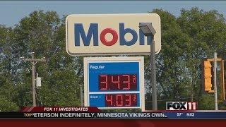 Two gas stations near Lambeau Field closing