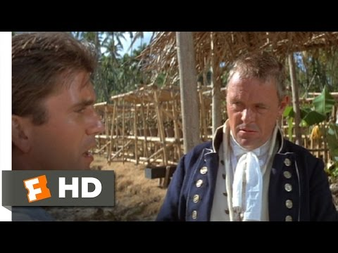 The Bounty (3/11) Movie CLIP - Mixing With the Natives (1984) HD