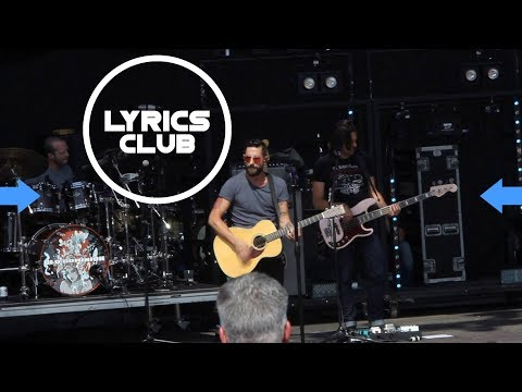 Old Dominion - Not everything's about you - Lyrics by lyrics club