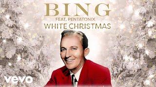Bing Crosby, Pentatonix, The London Symphony Orchestra - White Christmas (Lyric Video)