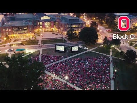 The BUCKEYES are BACK! (Insane Watch Party at Ohio State University - Vlog)
