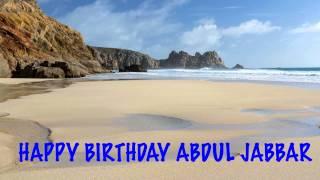 AbdulJabbar   Beaches Playas - Happy Birthday