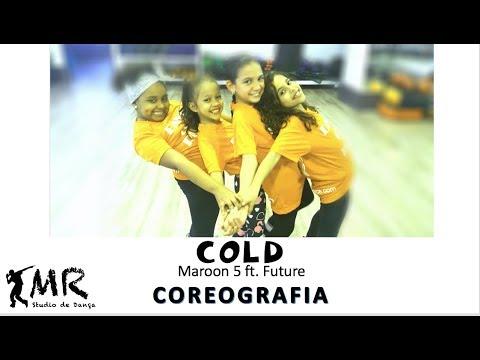 COLD - Maroon 5  - COREOGRAFIA Mauricio Rubão
