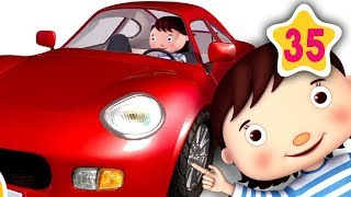 Driving In My Car | Little Baby Bum | Baby Songs & Nursery Rhymes | Learning Songs For Babies