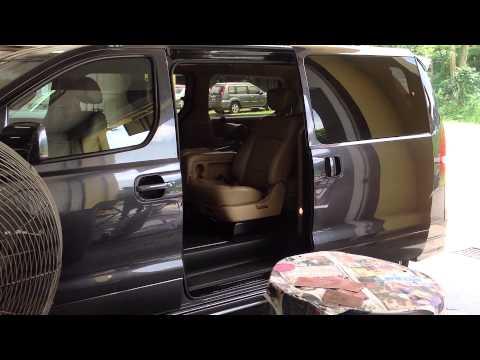 Hyundai Starex H1 Power Sliding Door at Malaysia JB