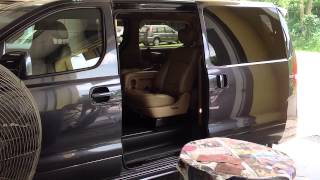 hyundai starex h1 power sliding door at malaysia jb