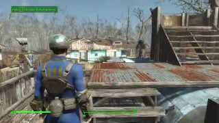 Fallout 4 - Best Settlement (Take a Tour!)