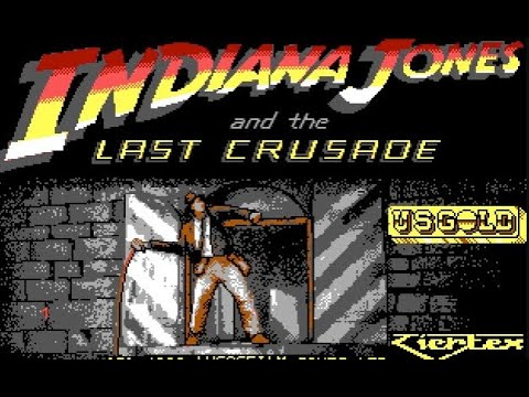 Indiana Jones and the Last Crusade: The Graphic Adventure  - Us - Game Play Part 1 (SEGA Mega Drive) |