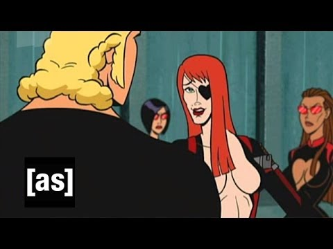 Who Do You Think Asked Me To Kill You? | The Venture Bros. | Adult Swim