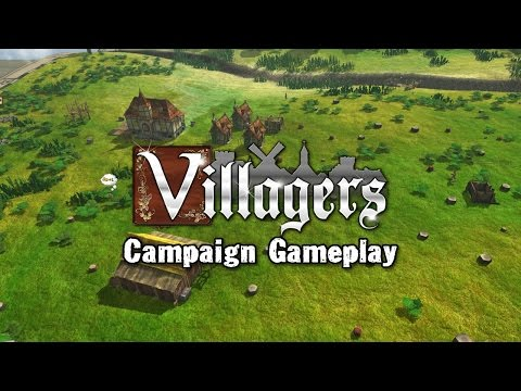 Villagers - Campaign [Gameplay, PC]