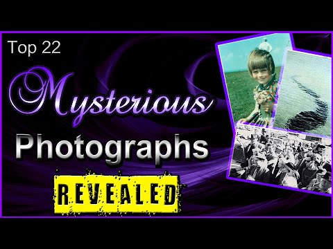 Top 12 Mysterious Photographs Revealed