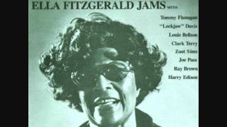 Watch Ella Fitzgerald Im Just A Lucky So  So video