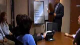 Jim & Pam - The Office Season 3 Trailer