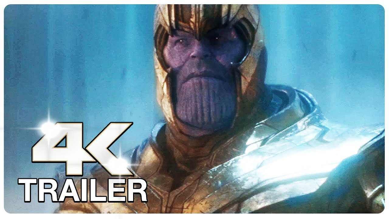 Download AVENGERS 4 ENDGAME : 8 Minute Trailers (4K ULTRA HD) NEW 2019