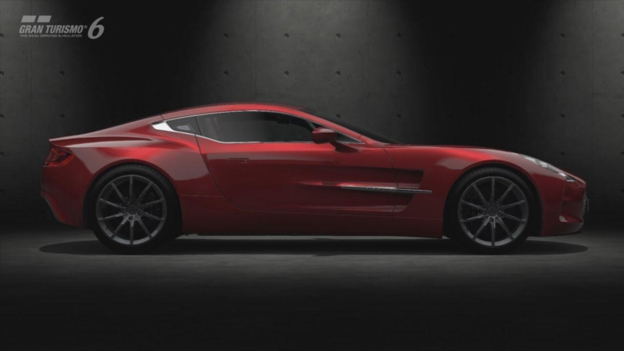 Fastest Car In The World Wallpaper 2013 Gran Turismo 6 Aston Martin One 77 Quot 11 Youtube