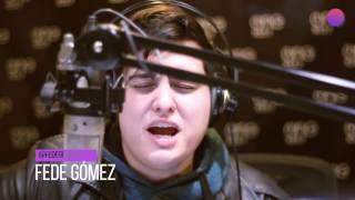 Fede Gómez visitó #OMG en Radio One 103.7