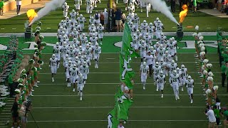 North Texas Football: Highlights vs ACU 08/31/2019