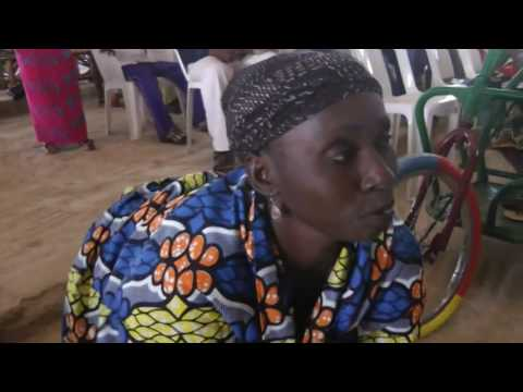 Wheelchairs for Nigeria September 2016 Report