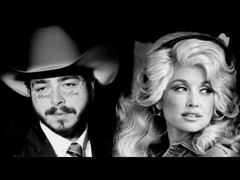 Post Malone VS Dolly Parton - Leave Jolene (MASHUP)