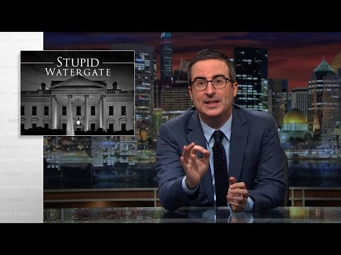 Download Youtube: Stupid Watergate: Last Week Tonight with John Oliver (HBO)