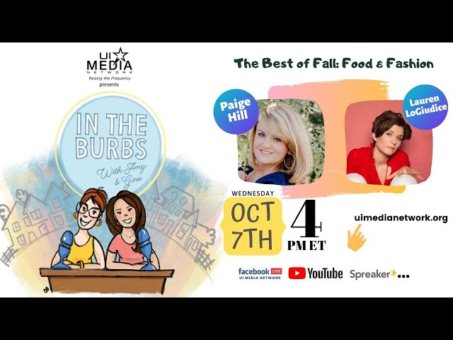 The Best of Fall: Food and Fashion