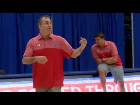 2017-18 American University Men's Basketball Tipoff Dinner Show