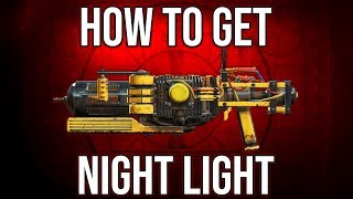 Night Light | Fallout 76 Weekly Weapons