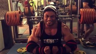 Indian tiger Wasim Khan workout videos