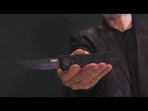 CRKT Goken Tactical Knife   Designer Vision From James Williams