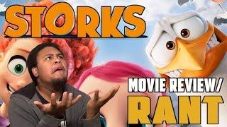 Storks Movie Review/RANT
