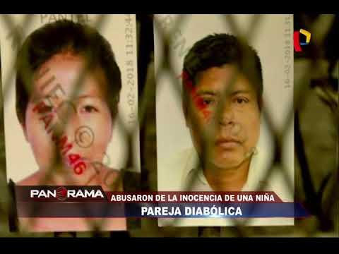 Pareja diabólica: abusaron de la inocencia de una niña de solo 11 años