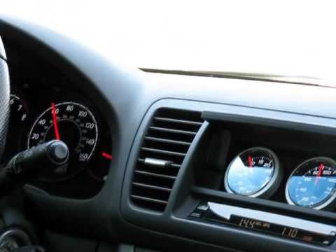 2005 Subaru Legacy 25 Gt 0 60 Acceleration Youtube