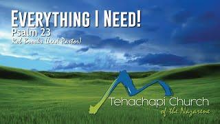 Everything I Need 05/03/2020