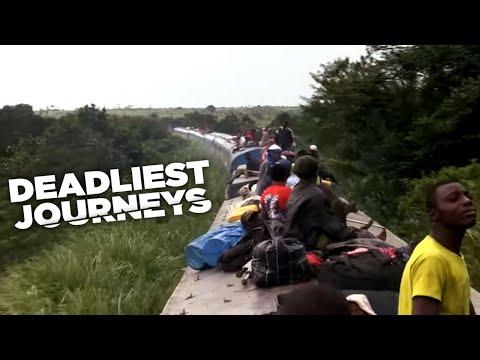 Deadliest Journeys - Congo: The Last Train in Katanga