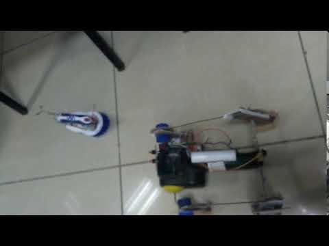 Ethiopia Robotics By Abenezer Birehanu : Object following Robot