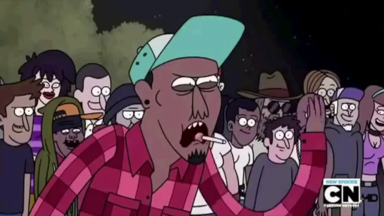 Childish gambino regular show