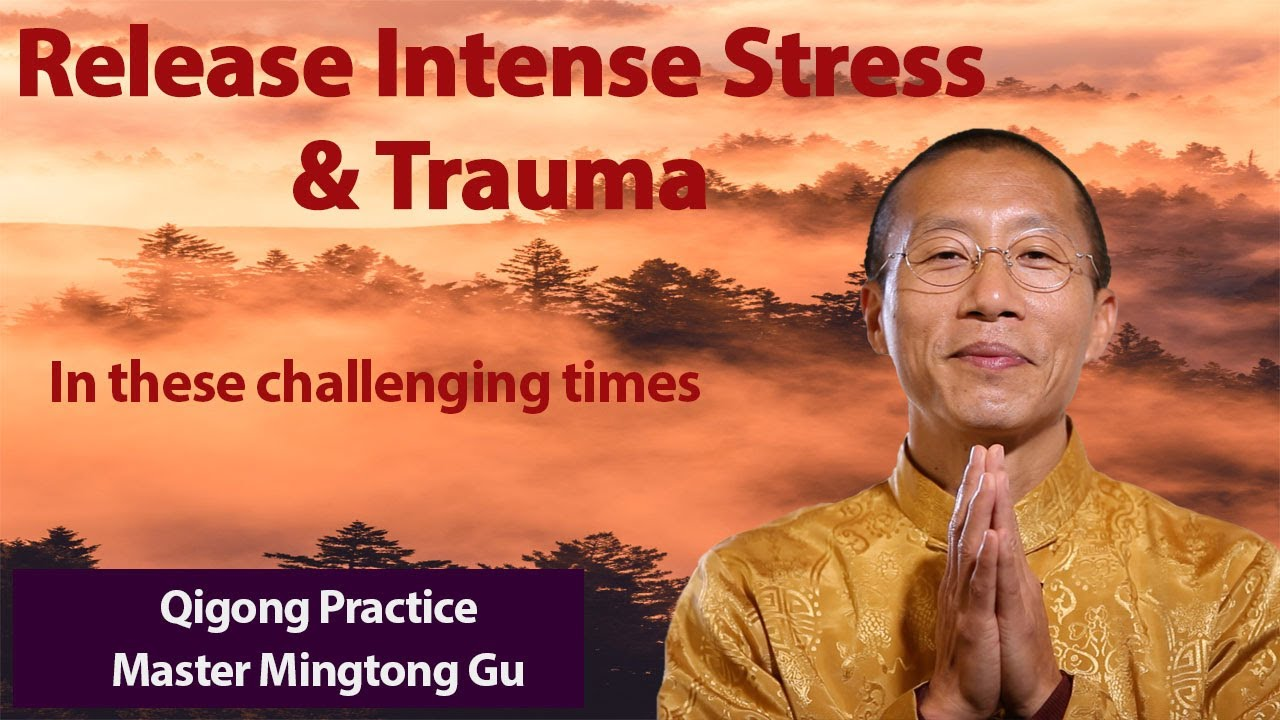 Qigong Practice to Mindfully Release Intense Stress & Trauma