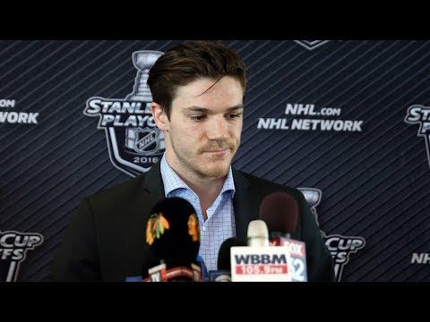 NHL: Apologizing
