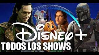Todas las películas y series que tendrá Disney Plus