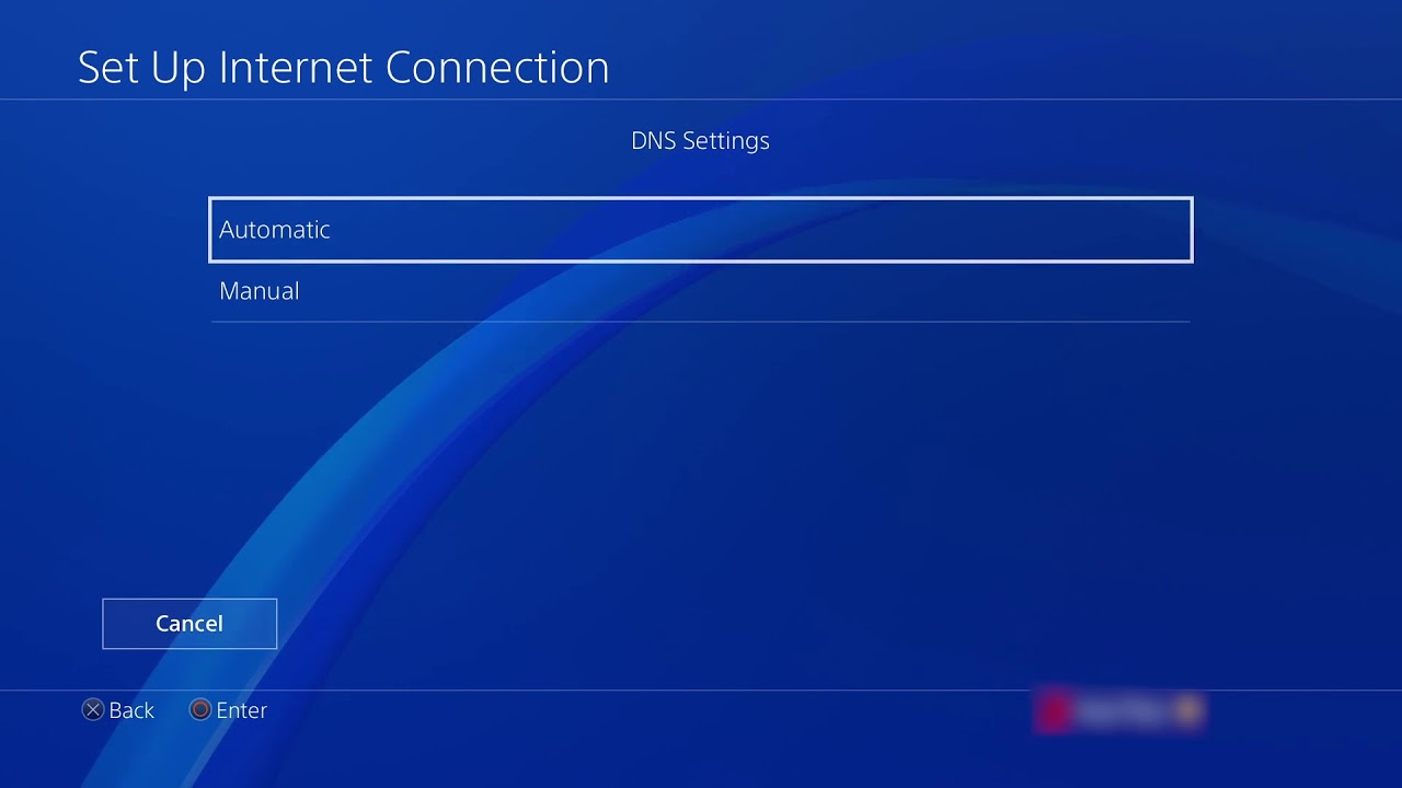 How to configure PlayStation 4 to use Unlocator SmartDNS