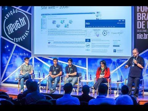 [10 anos IPv6.br] Painel: História da iniciativa IPv6.br