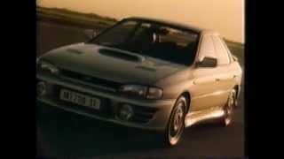 1992年スバルインプレッサCM15秒3種 (720推奨)