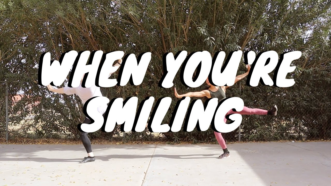 When You're Smiling | Michael Buble | Choreography by Lizz Picini
