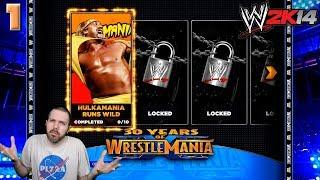 WWE 2K14: 30 Years of WrestleMania #1 - Eighth Wonder of the World