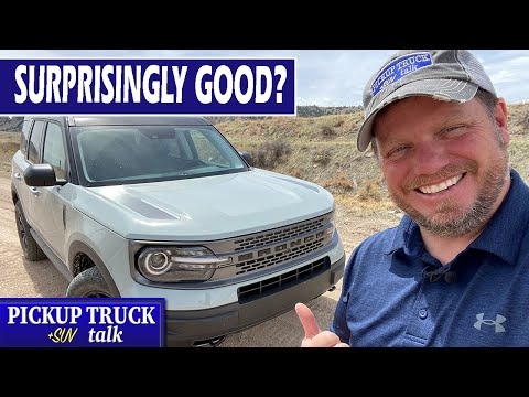 Gettin' Dirty with 2021 Ford Bronco Sport, On and Off Road Review