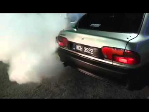 ZERO CARBON MALAYSIA PROTON WIRA V12