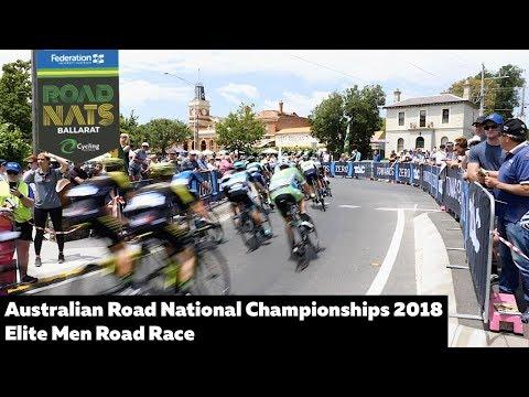 2018 Australian National Road Race Championships - Elite Men