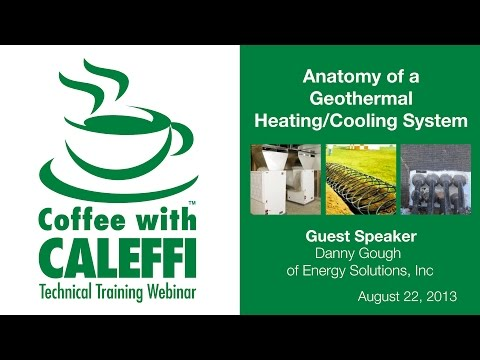 Anatomy of a Geothermal Heating & Cooling System