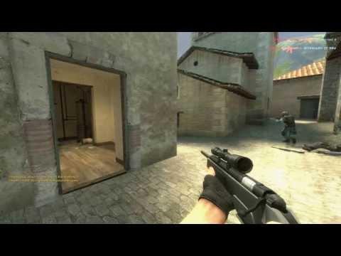 Bakman ☮ FragMovie | Scout & Desert Eagle Only | Counter Strike: Source