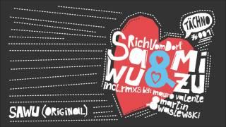 Rich Vom Dorf - Sawu (Original) (TAECH001)